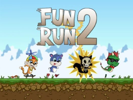 Fun Run 2 Now Available On Windows Phone