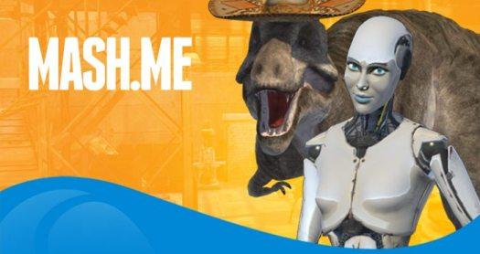 MashMe: Become an Animated Character Now on Kickstarter