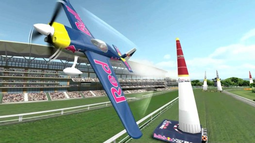 Red Bull Air Race - The Game Pilots are Flying to the Grand Finale in Las Vegas