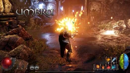 Umbra New Gameplay Video