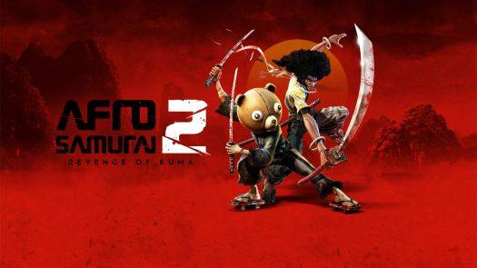 AE3 2015 Afro Samurai 2: Revenge of Kuma Reveal Video