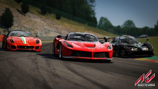 Assetto Corsa Console Announce Trailer by 505 Games