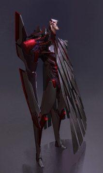 Battleborn - Rendain