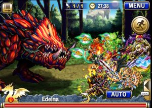 Hit RPG Brave Frontier Now Available on Windows Phone by gumi Inc.