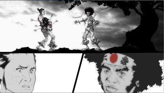 Afro Samurai 2: Revenge of Kuma New Screenshot
