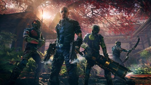 E3 2015 Shadow Warrior 2 Announcement Trailer