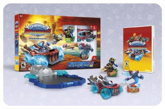 Skylanders SuperChargers Brings Vehicles-to-Life this Fall