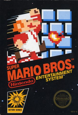 Super Mario Bros. Inducted Into the World Video Game Hall of Fame