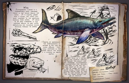 ARK: Survival Evolved Available Now for Mac and Linux