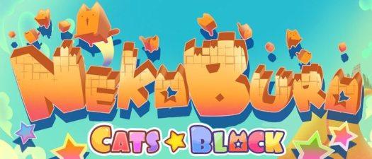 NekoBuro CatsBlock Heading to PS Vita July 7th