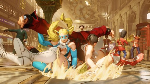 PAX Prime 2015: R. Mika Wrestles Her Way Into Street Fighter V