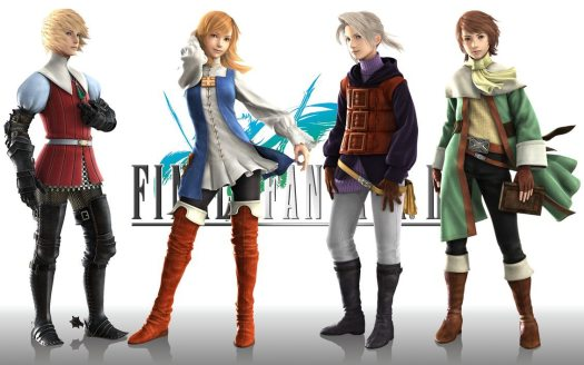 FINAL FANTASY III Through VI Now Compatible with Android TV