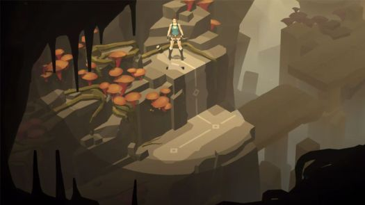 App Store Names Lara Croft GO 2015 Game of the Year