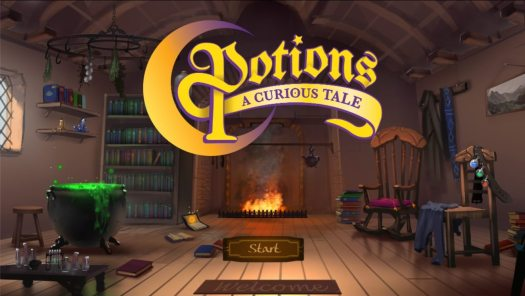 Square Enix Collective Requests Your Support on Kickstarter for Potions: A Curious Tale
