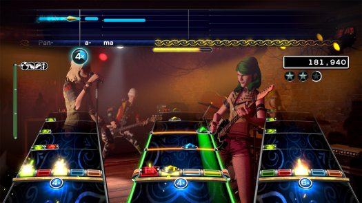 Rock Band 4 Features Van Halen 'Panama' for the First Time