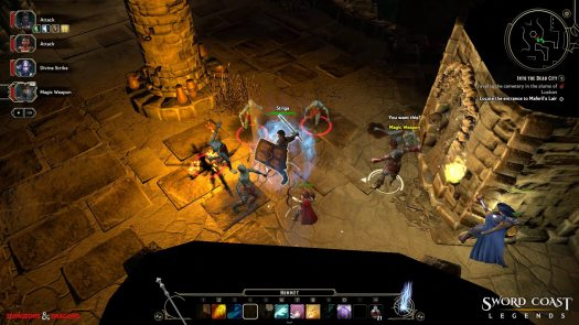 PAX Prime 2015: Sword Coast Legends Video and Screenshots