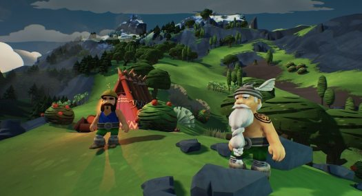 Valhalla Hills New Gameplay Video and Screenshots by Daedalic