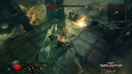 Warhammer 40,000: Inquisitor Martyr Details and New gamescom Screenshots