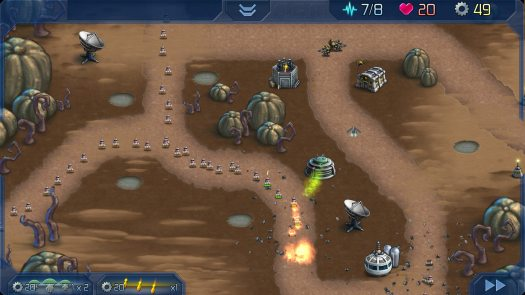 Alien Robot Monsters is Now Available on Steam, Android, and iOS