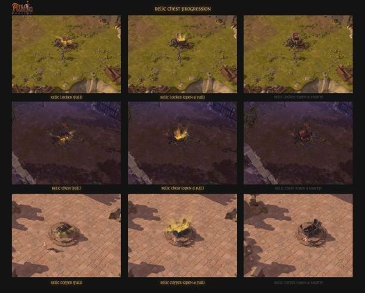 Albion Online Development Update Includes Shrines & Chests