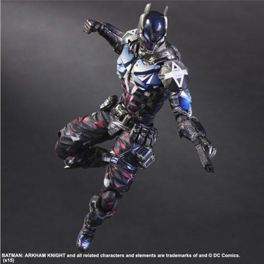 Square Enix Announces Batman: Arkham Knight Play Arts –KAI– Action Figure