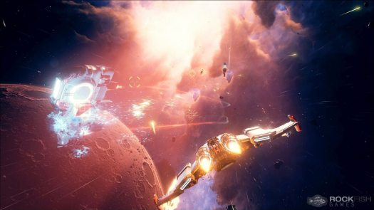 Space Game Celebrity Supports Funding of EVERSPACE with Only 2 Days Left on Kickstarter