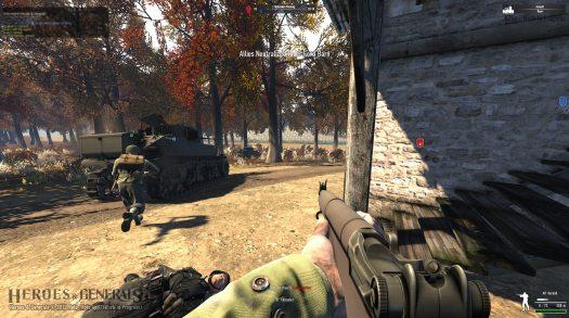 Heroes & Generals New Update Details