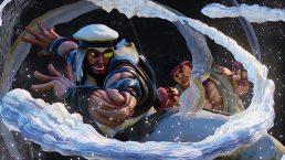 Street Fighter V New Character Rashid Revealed 5