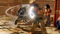 Street Fighter V New Character Rashid Revealed 8
