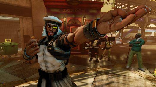 Street Fighter V New Character Rashid Revealed