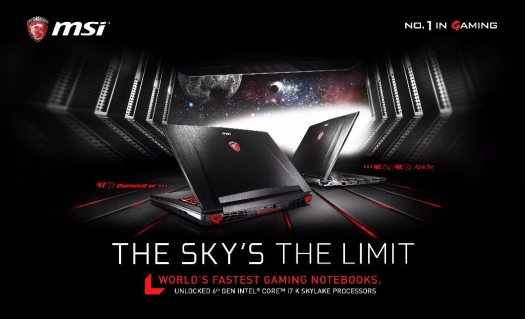 XOTIC PC Now Shipping Gaming Notebooks with 6th Generation Intel (SKYLAKE) CPUs and NVIDIA GeForce GTX 980 Desktop GPU