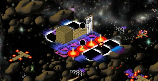 Story-driven Puzzle Game A TOFU TAIL Now on Kickstarter