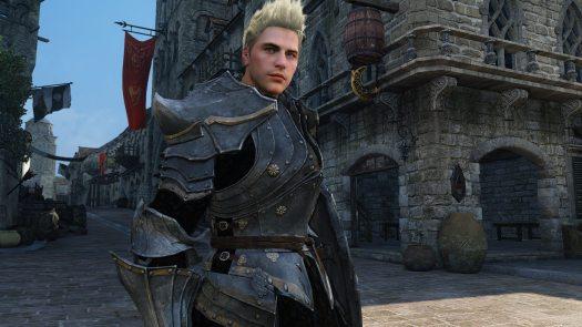 Black Desert Online Debuts at Paris Games Week