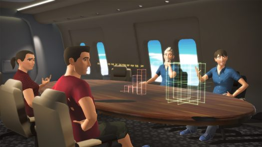 Starship Unveils First Glimpse of vTime the Mobile Social VR Network