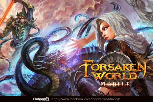 Forsaken World Mobile New Gameplay Trailer Revealed