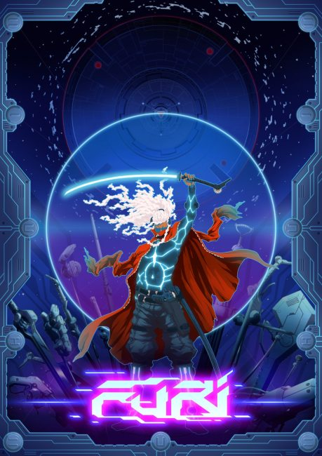 Hack-and-Slash FURI Coming to PS4 and PC in 2016