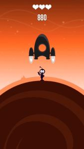 REVIEW for Gravity Jack iPAD Version