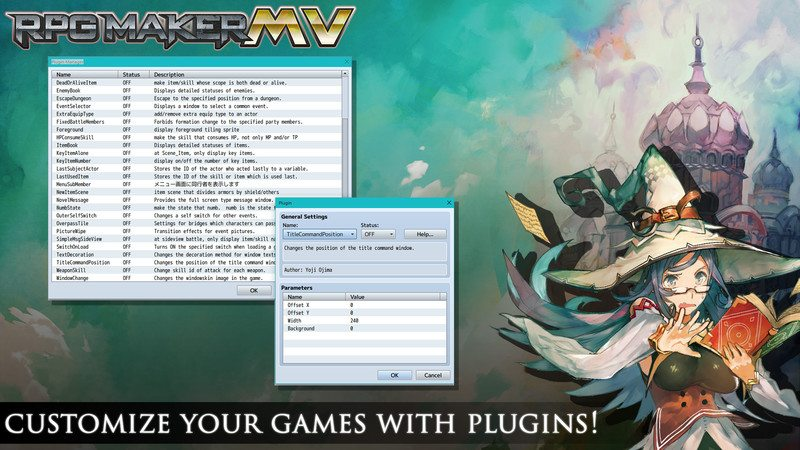 RPG Maker MV Customize your game - Gaming Cypher