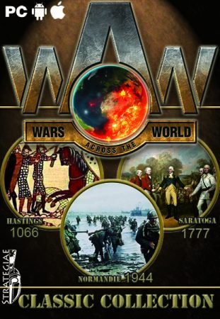 Wars Across the World Launches on Kickstarter