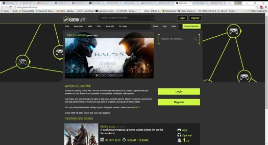 GAME WITH New Multiplayer Matchmaking Service Launches