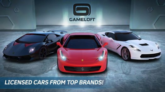 Asphalt Nitro Intense Racing Game Now Out for Mobile
