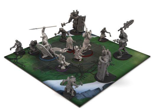 The Banner Saga: Warbands Kickstarter Funding Goal More than Doubles