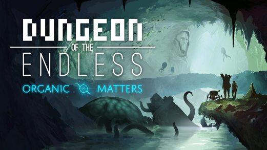 Dungeon of the Endless - Organic Matters - Keyart