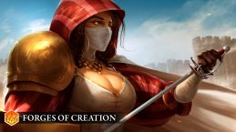 Endless Legend - Forges of Creation - Sister of Mercy Hero Concept Gaming Cypher