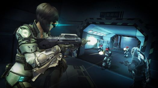 Ghost in the Shell FIRST ASSAULT ONLINE Early Access Now Live