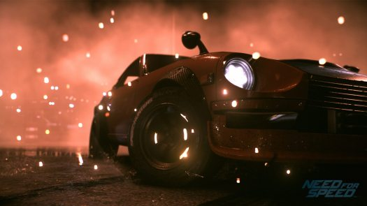 Need for Speed Takes Back the Streets