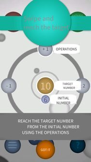 TARGET NUMBER Math Puzzler Now Available for Android