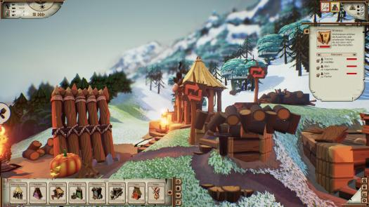 Valhalla Hills New Screenshots and Settlers Units Added