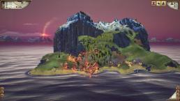 Valhalla Hills_Island