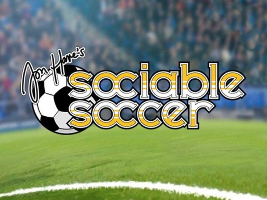 Sociable Soccer Now on Kickstarter